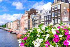 Free Canals Of Amsterdam Stock Images - 97736824