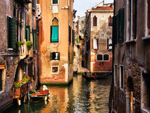Canals of Venice Stock Photos