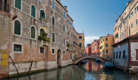 Canals of Venice, Italy Royalty Free Stock Photography