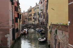 The Canals of Venice Stock Photos