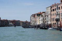 The Canals of Venice Stock Images