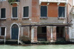 The Canals of Venice Royalty Free Stock Photo