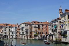 The Canals of Venice. Italy Stock Photo