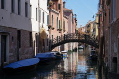 The Canals of Venice. Italy Royalty Free Stock Images