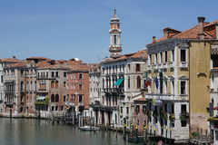 The Canals of Venice Stock Photo