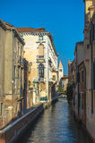 Canals of Venice, Italy Stock Photos