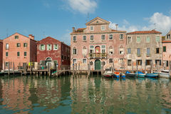 Canals of Venice, Italy Stock Images