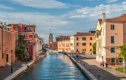 Canals of Venice, Italy Royalty Free Stock Photos