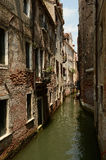 Canals of Venice, Italy Stock Photography