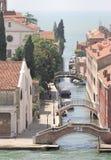 Canals,Venice,Italy Stock Photo