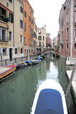 Canals,Venice,Italy Stock Photos