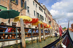 Canals,Venice,Italy Stock Photo