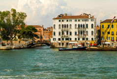 Canals of Venice Italy Royalty Free Stock Photography