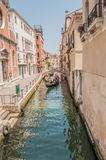 Canals of Venice Stock Photography