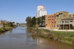 canalside Стоковые Изображения