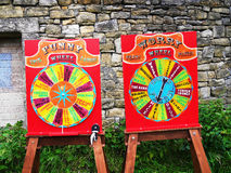 Canalside Games at the 200 year celebration of the Leeds Liverpool Canal at Burnley Lancashire Stock Photography