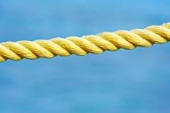 Canapa rope Fotografia Stock Libera da Diritti