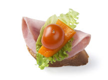 Canape Stock Photography