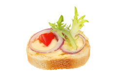 Canape Stock Image
