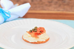 Canapes Royalty Free Stock Image