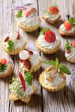 Canapes Royalty Free Stock Photo