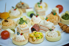 canapes Obraz Royalty Free