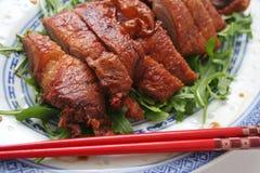 Canard chinois image stock