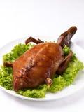 Canard de rôti Image stock