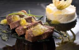 Canard grillé Images stock