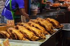 canard Pot-cuit Thaïlande Photographie stock libre de droits