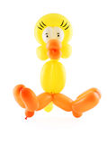 Canari de ballon Photos stock