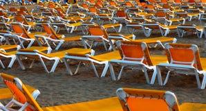 canaria предводительствует солнце gran Стоковые Изображения