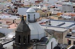 canaria de gran Las Palmas royaltyfria bilder
