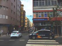 canaria de gran Las Palmas 免版税图库摄影