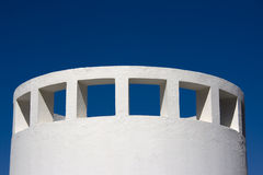canaria gran屋顶顶层 免版税库存照片