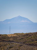 canaria gran βουνά Στοκ Φωτογραφίες