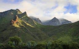 canaria gran βουνά Στοκ εικόνα με δικαίωμα ελεύθερης χρήσης