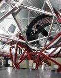 canaria gran gtc望远镜 免版税库存照片