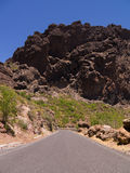 canaria granu góry Zdjęcie Stock