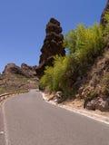 canaria granu góry Zdjęcie Royalty Free