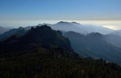 canaria granu góry Fotografia Stock