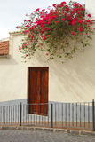 Canarian house Stock Images