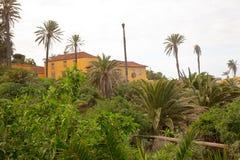 Canarian house Stock Photos