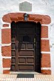 Canarias de l'Espagne d'abrégé sur de Lanzarote de mur d'E Photographie stock