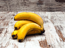 Canaries bananas Royalty Free Stock Photo