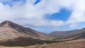 Canarische Eilandenvallei stock video