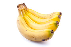 Canary bananas Royalty Free Stock Images