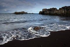Canary coast Stock Images