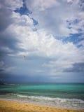 Canary Island beach Royalty Free Stock Photo