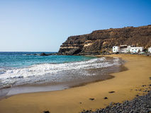 Canary Island beach Royalty Free Stock Images